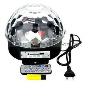 Светодиодный диско-шар LED Magic Ball