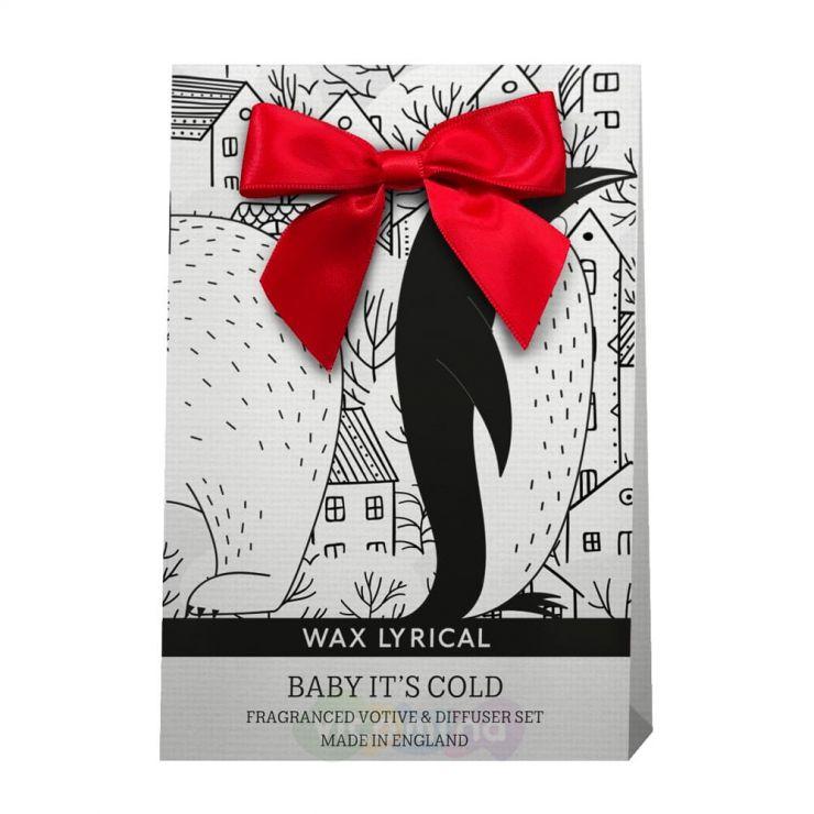 """Wax Lyrical Подарочный набор """"Первые заморозки"""""""