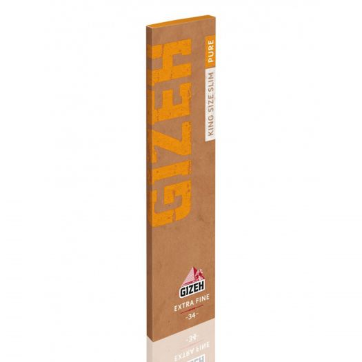 Сигаретная бумага Gizeh Extra Fine Pure King Size Slim