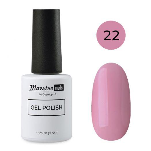 Гель-лак Maesto nails 10 мл  №22