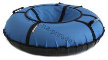 Тюбинг Hubster Хайп голубой 90 см