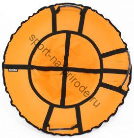 Тюбинг Hubster Хайп оранжевый 100 см