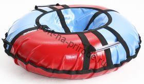 Тюбинг Hubster Sport Pro красный-синий 120 см