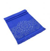 Полотенце махровое DURU 70*140 (т.синее) Арт.2166-9