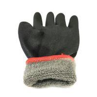Перчатки рабочие зимние с покрытием из вспененного латекса #306 (2)