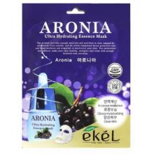 """Ekel"" Ultra Hydrating Essence Mask Aronia Маска тканевая для лица с экстрактом  Аронии"