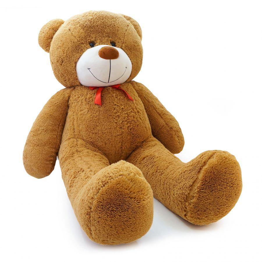 Мишка Федор (ОР-200см)(Д-170см)  Шоколадный