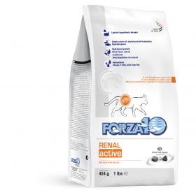 Forza10 Renal Active Feline Диетический корм для кошек при почечной и сердечной недостаточности (1,5 кг)