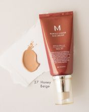 """Missha"" M Perfect Cover BB Cream SPF42/PA+++ 50ml No. 27 Тональный крем тон 27 (медно-бежевый),"