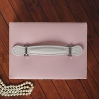 Шкатулка для украшений Сундучок Be You, 20х15х14 см, Цвет Розовый (4)