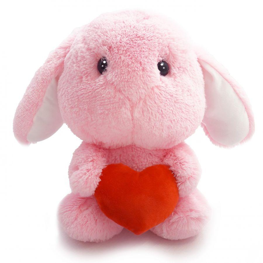 (Шкура) Банни (ОР - 60см)(Д - 45см) Розовый