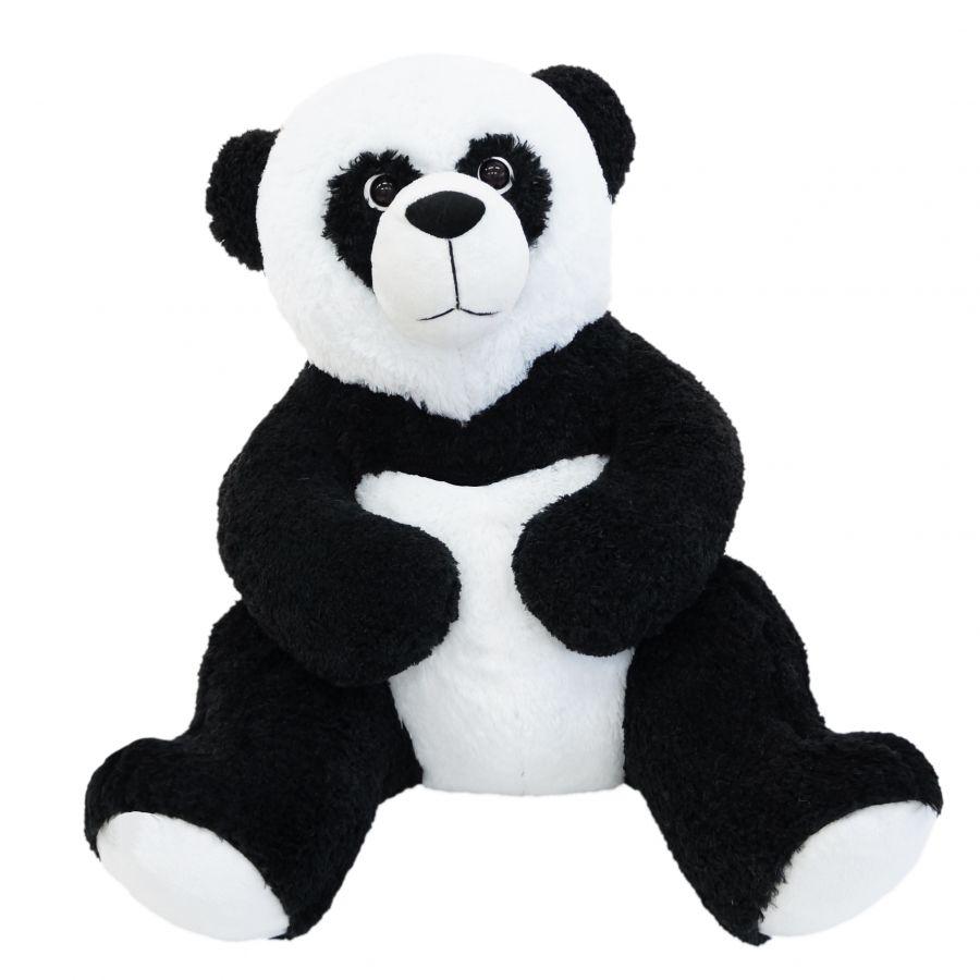 (Шкура) Панда Эллай (ОР-110см)(Д-85см) Черно-белый