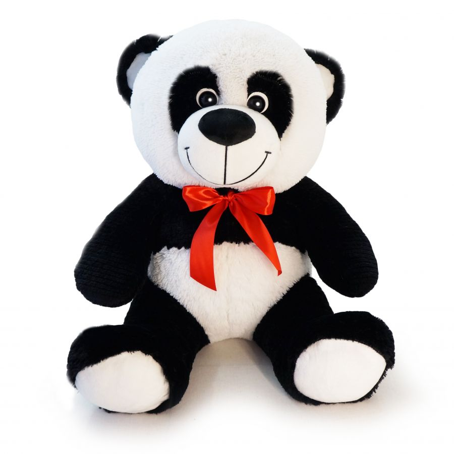 (Шкура) Тони-Панда (ОР-90см)(Д-70см) Ч/б