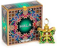 Масляные духи HALA / ХАЛА - повседневные духи для утонченных женщин, 12 мл