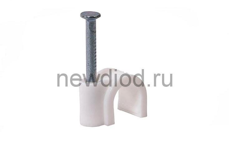 Скоба круглая СК-10 10мм (100штук/упаковка) IN HOME