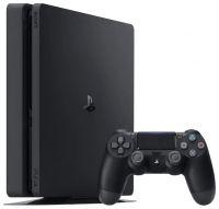 Sony PlayStation 4 Slim 500 ГБ с 2 джойстиками