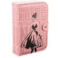 Шкатулка для украшений Книжка, 14х5х20 см, Цвет Розовый (1)