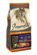 Primordial Grain Free Adult Mini  Сухой корм для собак мелких пород, с форелью и уткой 400г