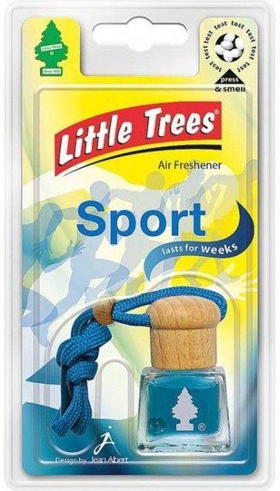 """Ароматизатор подвесной Little Trees Bottle  """"Спорт"""""""