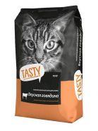 Tasty  корм для кошек Говядина 10кг
