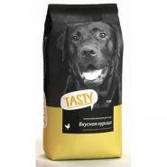 Tasty  корм для собак Курица 15кг