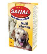 SANAL Витаминный комплекс Premium Multi Vitamins 85г