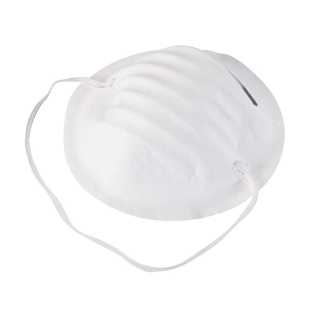 Полумаска для защиты от пыли Staubschutzmasken, 50 шт