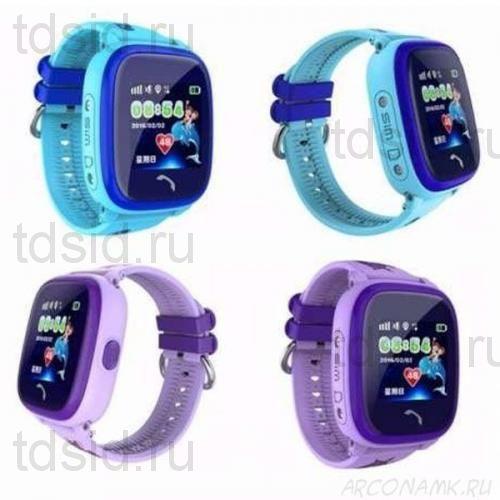 Детские часы с GPS-трекером Smart Baby Watch DF25