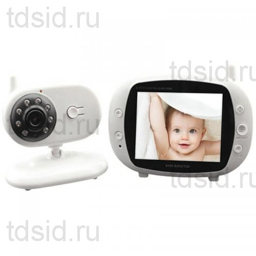 Видеоняня Wireless Digital Video Baby Monitor 3.5