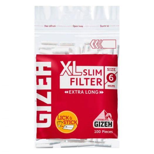 Фильтры Gizeh Slim XL
