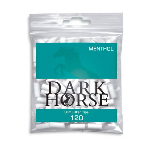 Фильтры Dark Horse Menthol Slim Filter Tips