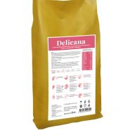 Delicana Сухой корм для собак крупных пород, с говядиной и овощами. 20кг