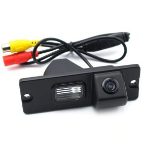 Камера заднего вида Mitsubishi Pajero Sport (1997-2008)