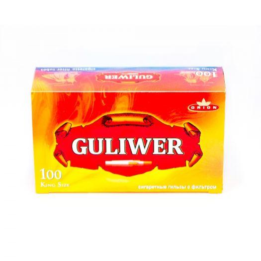 Гильзы сигаретные Guliwer 100
