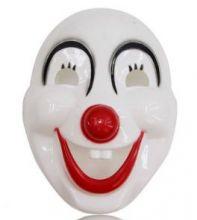 Маска карнавальная клоуна
