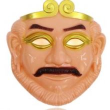 Маска монаха короля карнавальная