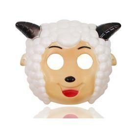 Маска карнавальная овечки