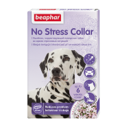 Beaphar No Stress Collar Ошейник успокаивающий для собак, 65 см