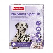 Beaphar No Stress Spot On Капли успокаивающие для собак, 3 пипетки