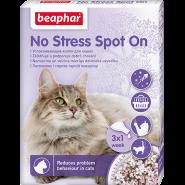 Beaphar No Stress Spot On Капли успокаивающий для кошек, 3 пипетки
