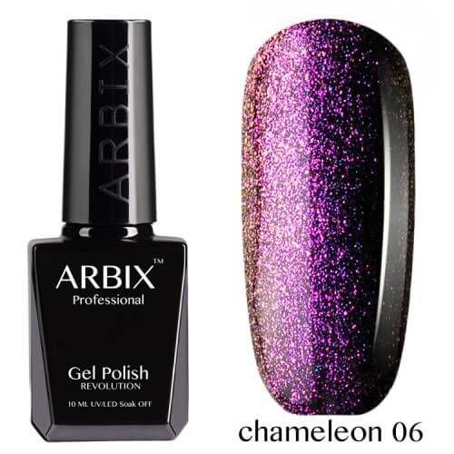 Arbix 006 Chameleon Гель-Лак , 10 мл