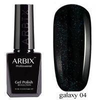 Arbix 004 Galaxy Гель-Лак , 10 мл