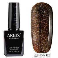 Arbix 005 Galaxy Гель-Лак , 10 мл