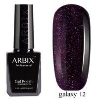 Arbix 012 Galaxy Гель-Лак , 10 мл
