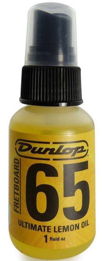 DUNLOP 6551J Formula 65 Лимонное масло для грифа