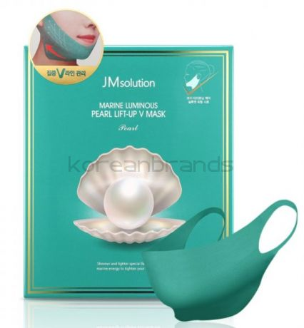 JM solution l lift-up v mask 2 TYPE