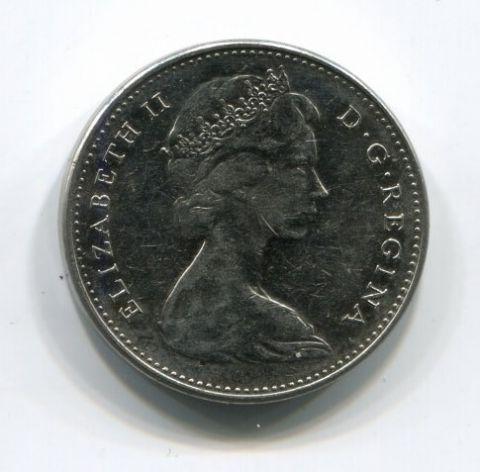 5 центов 1967 года Канада, 100-летие Конфедерации