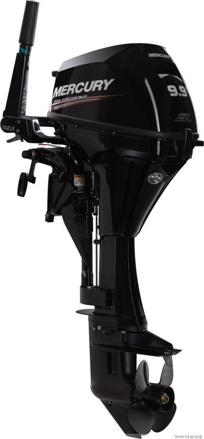 Лодочный мотор Mercury 9.9 EL CT (RC)