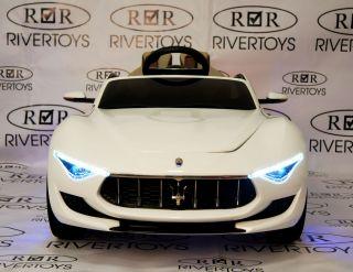 Детский электромобиль River Toys Maserati A005AA