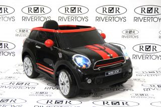 Детский электромобиль River Toys MINI COOPER JJ2258